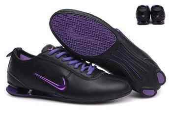 best cheap ee58f 685e1 Chaussures Nike Shox R3 Homme N15 Violet Noir