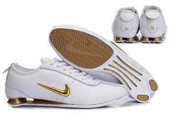buy online 08805 22ead Chaussures Nike Shox R3 Homme N6 Noir Blanc