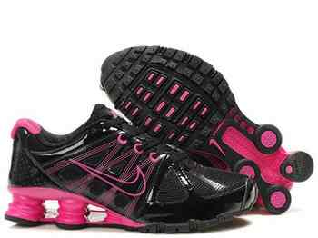 online store b0aca e70b1 Chaussures Nike Shox Turbo Homme S15 Rouge Noir