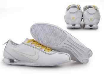 new concept 281ac 3328c Chaussures Nike Shox R3 Femme R3 Blanc