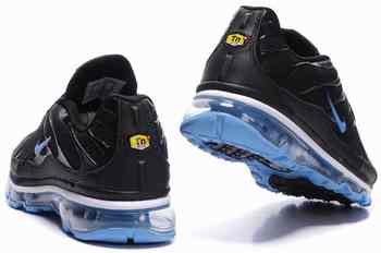 huge selection of 53347 50cdc Nike Air Max TN Hommes Chaussures Amorti noir bleu