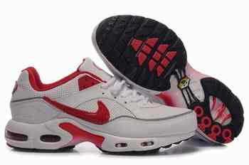 sale retailer 4dba7 c8a47 Nike Air Max TN I Chaussures Hommes blanc rouge