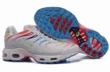 newest 7d516 3b157 Nike Air Max TN I Chaussures Hommes blanc raffin