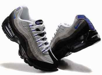 livraison gratuite 31f3f 2f444 air max 95 homme blanc gris noir - €50.00 : Chaussures Nike ...