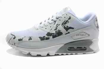 finest selection ea120 f6705 Nike Air Max 90 Hyperfuse pré EM fourrure Blanc Gris