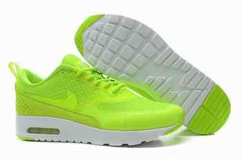 timeless design 62089 813a3 2014 Nouveau Nike Air Max 90 Chaussures 87 HYP PRM Femmes verts