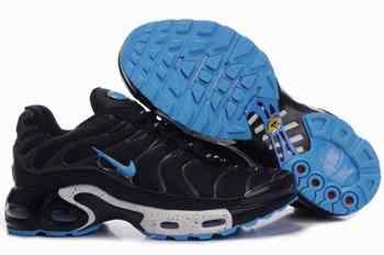 sale retailer 309dc 1f8fa Nike Air Max TN Hommes Chaussures Bleu Noir 03